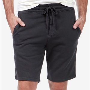 Men's French Terry Drawstring Shorts
